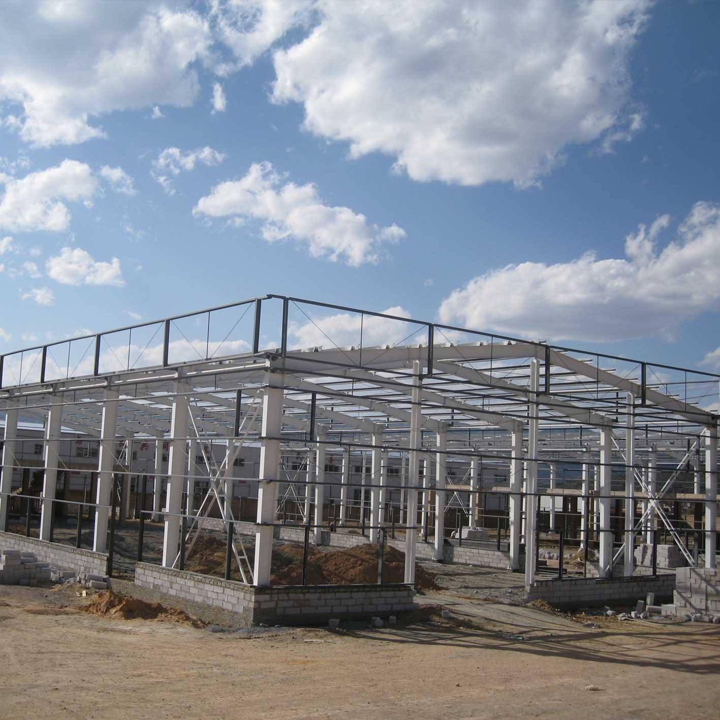 广东钢结构工程的施工有什么要点?